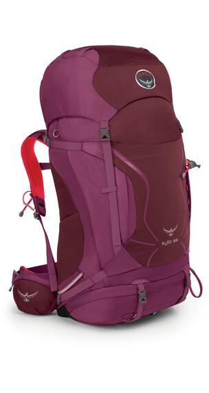 Osprey W's Kyte 66 Backpack Purple Calla